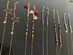 Diy Jewelry Projects, Jewelry Crafts, Handmade Wire Jewelry, Beaded Jewelry, Crochet Lace Collar, Diy Leather Bracelet, Jewelry Knots, Bijoux Diy, Bead Crafts