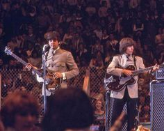 Shea Stadium Beatles