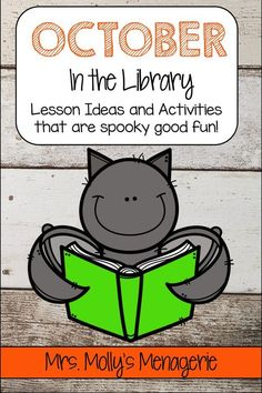 October Lesson & Activity Ideas