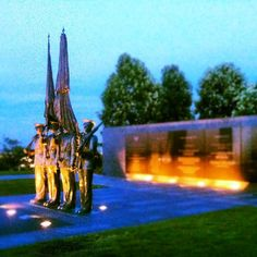 United States Air Force Memorial em Arlington, VA