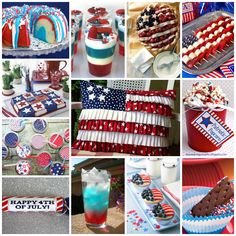 Ideas I Love: 4th of July Inspiration