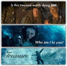 This was a big plot twist that I was not expecting at all. Disney Love, Disney Magic, Hector Barbossa, Johnny Depp Movies, Captain Jack Sparrow, Pirate Life, Disney Memes, Pirates Of The Caribbean, Disney And Dreamworks