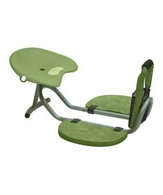 This Green Gardner S Kneeler Seat Is Perfect Zulilyfinds I Have Several Gardening Seats