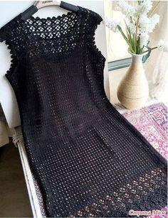 Это клвссическое платье смотится очень нарядно и элегантно. Квадратная кокетка и низ подола выполненны узором цветок клевера. Очень интересен и основной узорчик. Размеры Обхват груди 90 см.