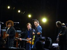 Bruce Springsteen & Paul McCartney - Hard Rock Calling @ Hyde Park