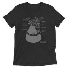 Astronaut T shirt space t shirt rocket clothes rocket science engine aerojet rocketdyne Saturn V F 1, Astronaut, Cool Stuff, Engine, Mens Tops, T Shirt, Science, Clothes, Space
