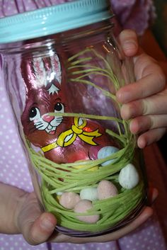 Easter gift from Little Pumpkin Grace...Hudson too! (My all time favorite blog)