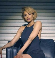 Ciara Blonde Bob Hair