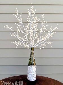 Lámparas, floreros, terrarios, portavelas,... ¡Infinidad de cosas que podemos…