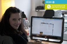 Alex @ meinpraktikum.de