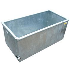 Galvanised Cattle Water Trough