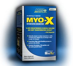 MYO-X - Unlocking Muscle Building!