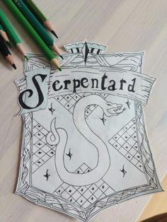 Serpentard 🐍👑
