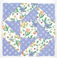 Friendship Quilt Pattern - with only two fabrics