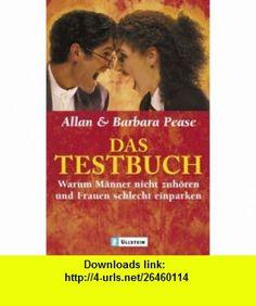 Das Testbuch (9783548365817) Barbara Pease , ISBN-10: 3548365817  , ISBN-13: 978-3548365817 ,  , tutorials , pdf , ebook , torrent , downloads , rapidshare , filesonic , hotfile , megaupload , fileserve