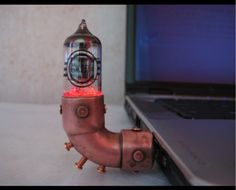8G SteamPunk USB (Electron Tube made in USSR c. 1968)