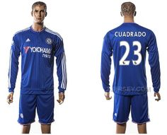 http://www.xjersey.com/201516-chelsea-23-cuadrado-home-long-sleeve-jersey.html 2015-16 CHELSEA 23 CUADRADO HOME LONG SLEEVE JERSEY Only 33.11€ , Free Shipping!