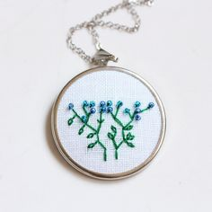I hope you have a nice Sunday. I'm doing my accounting and some studio cleaning and it feels like vacation after few very intense weeks.  one of my favorite types of custom orders is on the picture: #braille embroidered word. #skrynkahandembroidery #skrynka #embroidery #handmade #etsyjewelry #etsyseller #custommade #personalized #personalizedjewelry