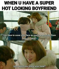 Meme when u have a good looking boyfriend weightlifting fairy kdrama kim bok joo Weightlifting Fairy Kim Bok Joo Quotes, Weightlifting Fairy Kim Bok Joo Wallpapers, Weightlifting Kim Bok Joo, Korean Drama Funny, Watch Korean Drama, Korean Drama Quotes, Kim Bok Joo Swag, Weighlifting Fairy Kim Bok Joo, Jong Hyuk