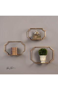 Main Image - Uttermost Wall Shelves (Set of 3)