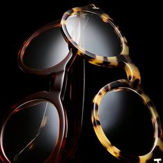 Timeless eyewear with signature TOM FORD details. #TOMFORD