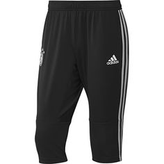71d88a52153 Go the distance this football season in these official Germany Training 3 4  Pants from