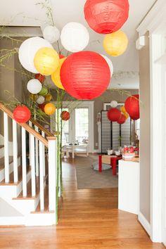 ninjago-ninja-birthday-party-room-lanterns