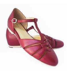 5841e9343b2 Charlie Stone Montpellier Shoes - Wine