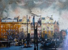The most progressive independent art gallery in Manchester. Buy or collect contemporary paintings, sculpture & photography. Prestigious venue for hire. Portland Street, Contemporary Artwork, Art Gallery, Scene, Explore, World, Artist, Mixed Media, Pictures