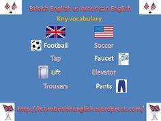 British vs American English