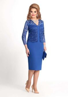 Коллекция нарядных платьев для полных модниц белорусской компании Mira Fashion 2017