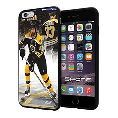"""Boston Bruins NHL, #1339 iPhone 6 Plus (5.5"""") I6+ Case Protection Scratch Proof Soft Case Cover Protector SURIYAN http://www.amazon.com/dp/B00X61VYJQ/ref=cm_sw_r_pi_dp_ojiwvb0J0P9QW"""