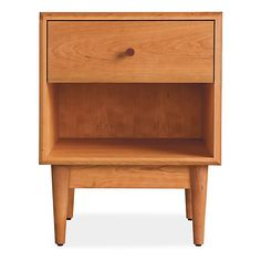 Room & Board - Grove 18w 18d 24h One-Drawer Nightstand