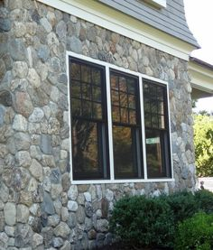 greenwich gray ledge for the home pinterest thin stone veneer
