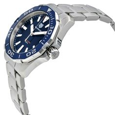 Tag Heuer Aquaracer Blue Dial Men's Watch WAY111C.BA0928 - Tag Heuer - Shop Watches by Brand - Jomashop