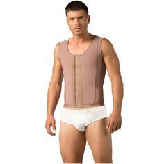 8bed60a291 Fajas para Hombres DPrada 11017 Shapewear for Men Girdle Colombian Body  Shaper