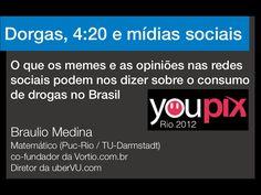 drogas-emidiassociaisbrauliomedinayoupixrio by Braulio Dias via Slideshare