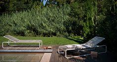 HARP 304 sunlounger | Roda