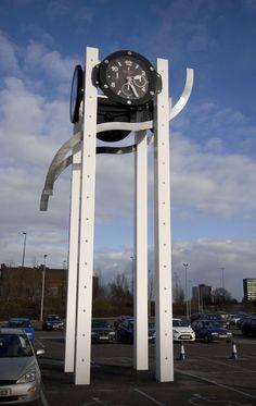modern clock towers - Google Search