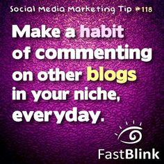 Social Media Marketing Tip #118
