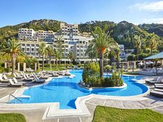 Sheraton Rhodes Resort 5 Stars luxury hotel in Ixia Offers Reviews
