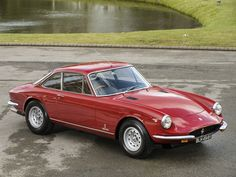 Rosso Nearco | 1969 FERRARI 365 GTC | Route - 50 Shades of Ferrari