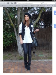 62 Ideas Sport Outif Leggins For 2019 Sport Fashion, Girl Fashion, Fashion Design, Fashion Dresses, Sport Outfits, Casual Outfits, Casual Clothes, Winter Outfits, Outfits Leggins