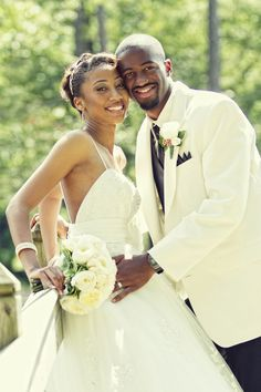 Real Virginia Wedding With Ivory Gold And Blush Color Scheme Joanna Jared Black Marriage African American