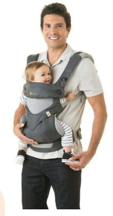 ergobaby four position cool air carrier