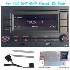 Ebay Angebote MP3 USB FM Adapter für Autoradio Autoradio RCN210 Bluetooth CD Player SD MP3 USB für VW Golf MK4 Passat B5…%#Quickberater%