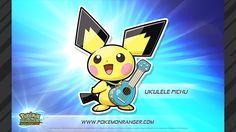 Pokémon Ranger: Guardian Signs Pichu Wallpaper