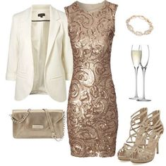 Look Like A Million Dollars In These New Years Eve Dresses is part of Party Clothes Chic - I know I know most of you at this time of the year are left wondering what to wear on new years eve Lila Outfits, Mode Outfits, Classy Outfits, Night Outfits, Fashion Outfits, Womens Fashion, Party Outfits, Party Clothes, Dress Outfits