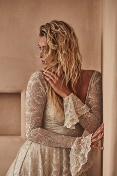 Bea wedding dress by GRACE LOVES LACE | LOVE FIND CO. Bridal dress directory
