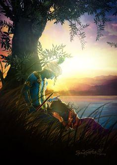 Mahabharatham - The Great Jai Shri Krishna Indian Epic. Radha Krishna Love, Krishna Leela, Lord Krishna Images, Radha Krishna Pictures, Krishna Photos, Shree Krishna, Radhe Krishna, Hanuman, Relaxation Pour Dormir